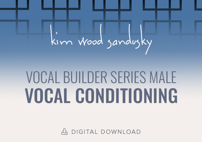 Vocal Conditioning Exercises - Male